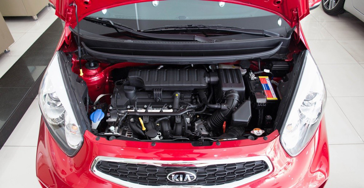 KIA Morning SI 2016 4 chỗ