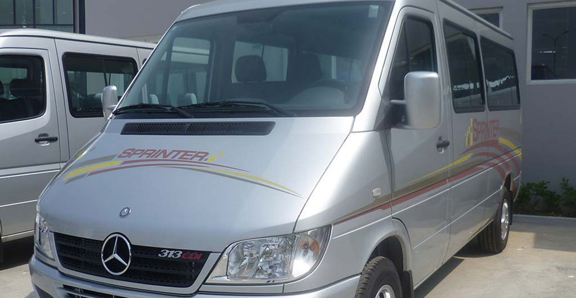 Mercedes Sprinter 2012 16 chỗ